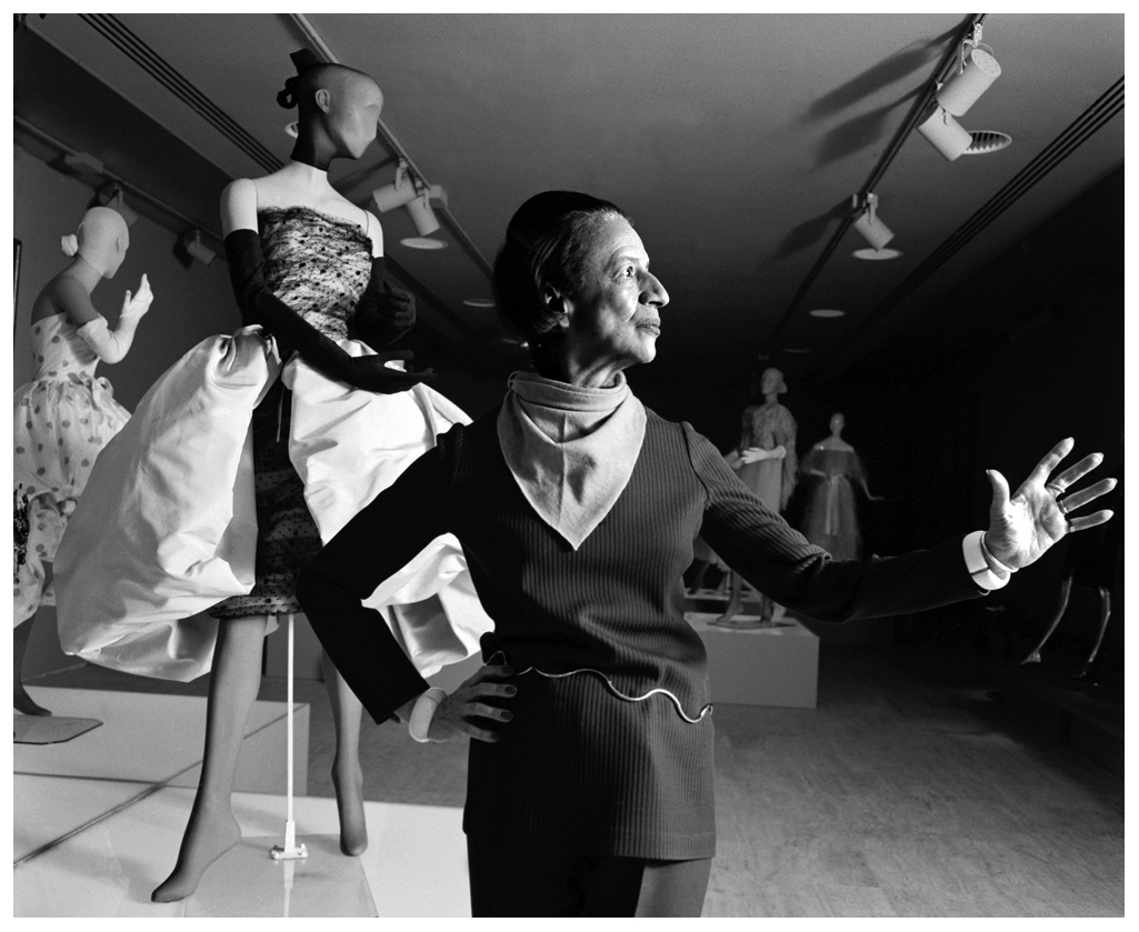 Diana Vreeland Nyc 1973 Pleasurephoto