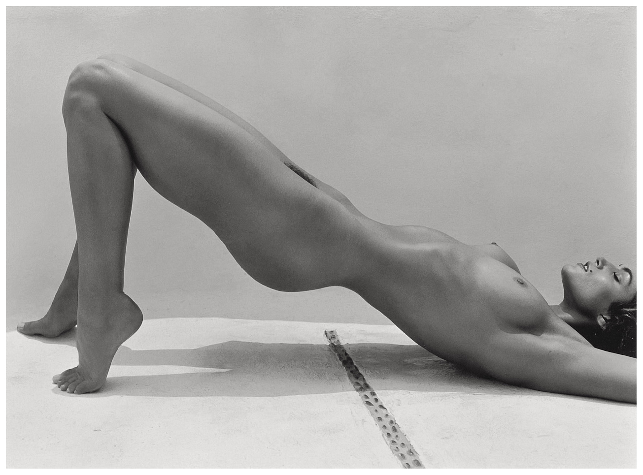 Isabel Garcia Lorca Nude dragon: herb ritts / carla bruni and other nude women