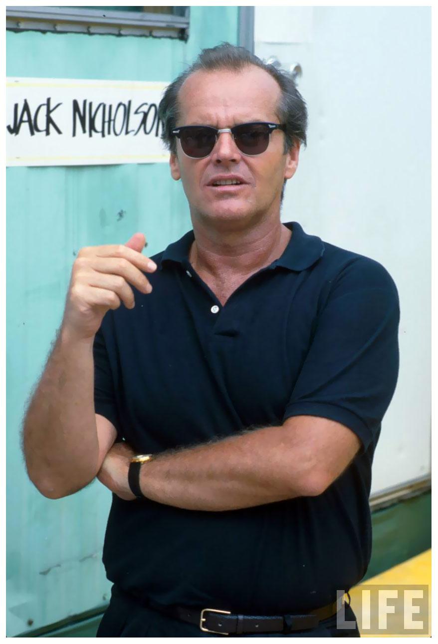 260e0d9ebd9f8f Jack Nicholson Sunglasses Brand