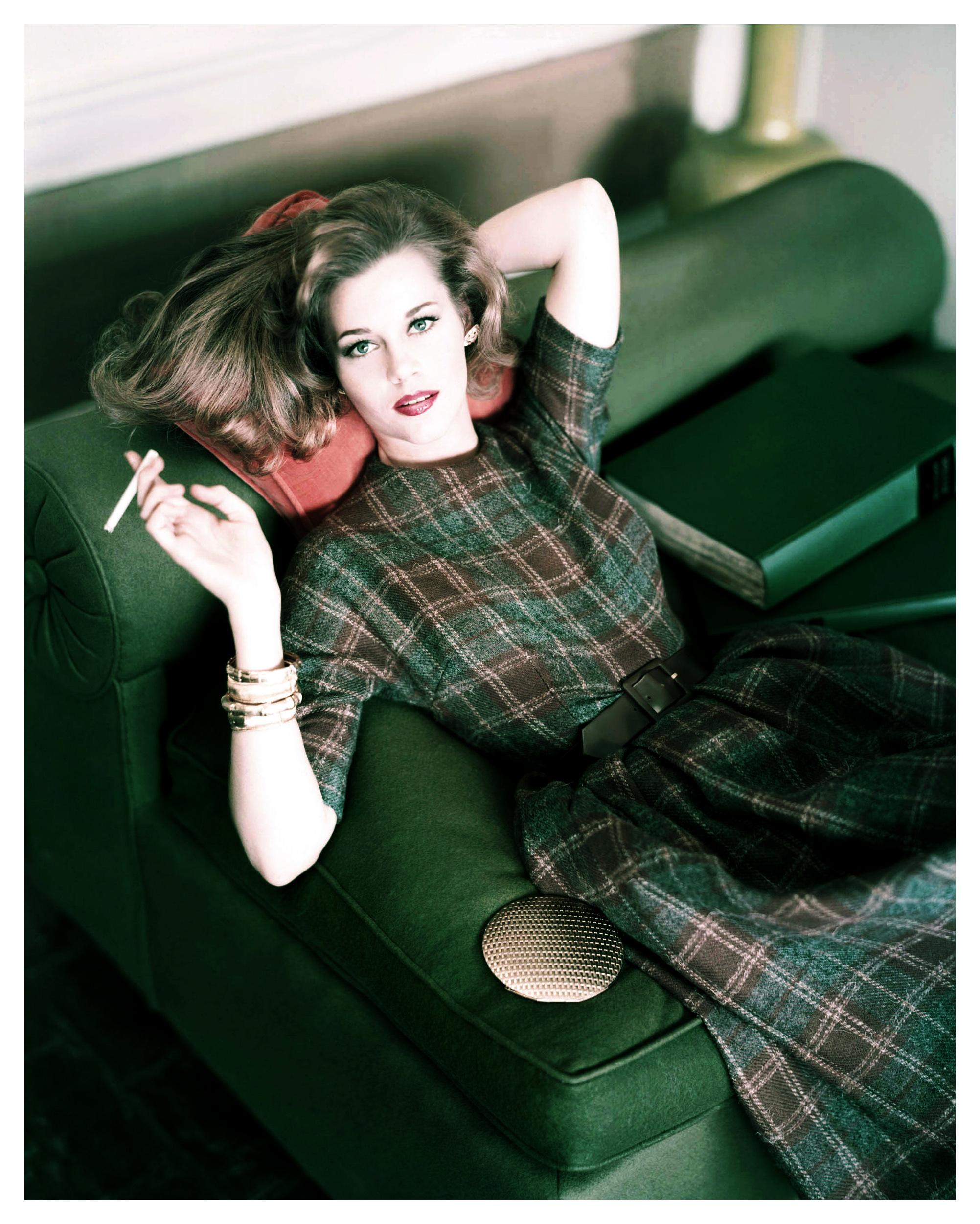 Jane Fonda Photo Horst P.Horst 1959 | © Pleasurephoto