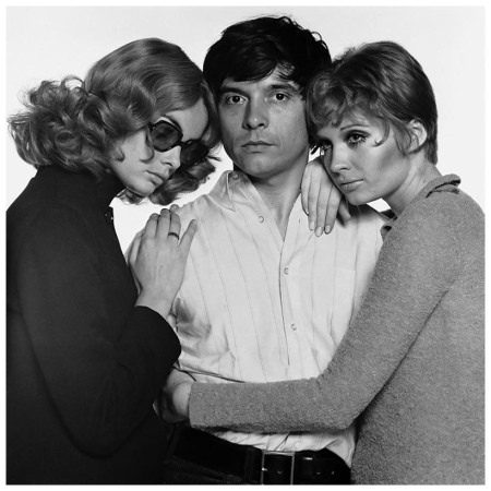Jean Shrimpton and David Bailey - 1965 - Terry O'Neill - Hulton Archive Getty