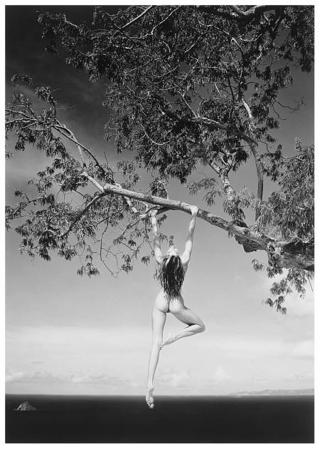 Nude, St Barthelemy, West Indies, Vogue, 1992 -5950