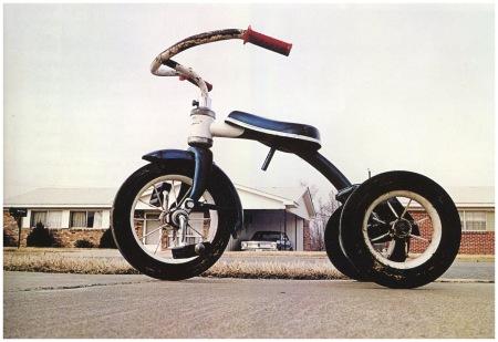 Photo William Eggleston - Memphis (Tricycle), c.1969 -1970 xl