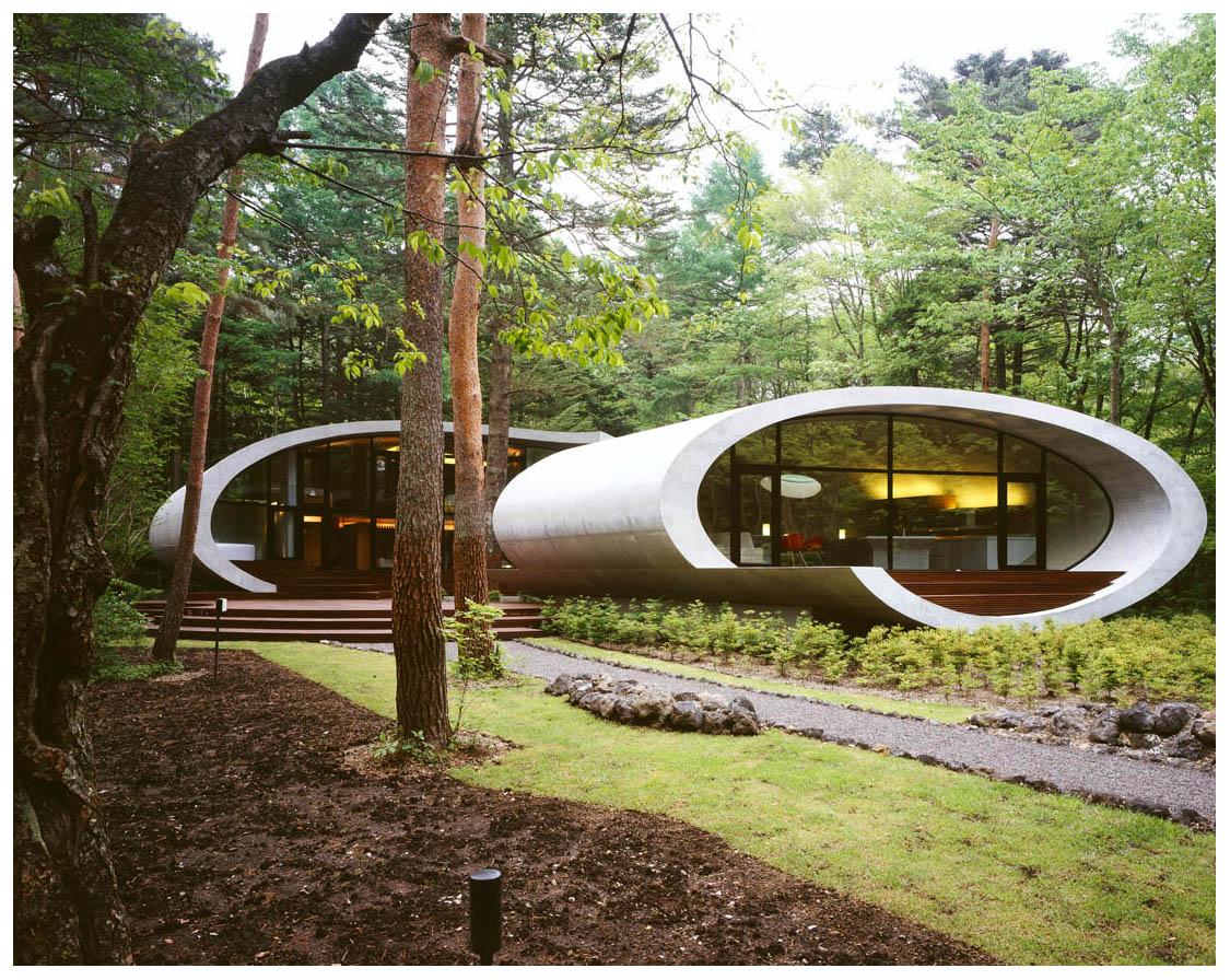 House in karuizawa tokyo architect kotaro ide for Karuizawa architecture