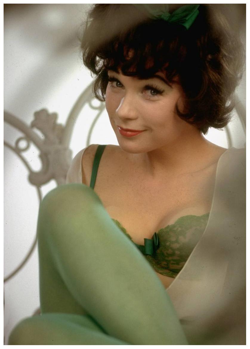 Shirley MacLaine in Irma la Douce (Das Mädchen Irma la Douce) 1963