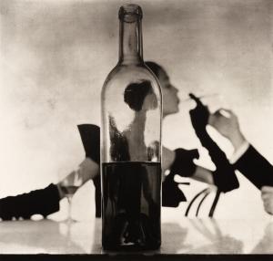"""Girl Behind Wine Bottle"", 1949"