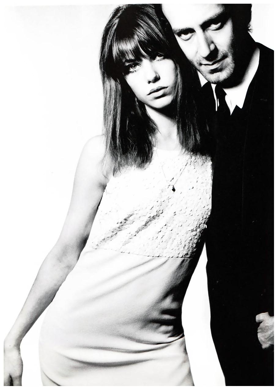 Jane Birkin e John Barry   © Pleasurephoto