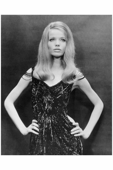 Portrait of Veruschka