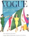 Vogue February 1959 William Bell