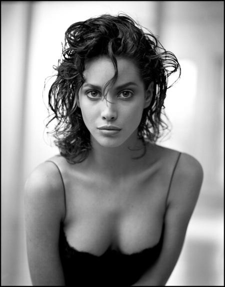 Christy Turlington, New York, 1987