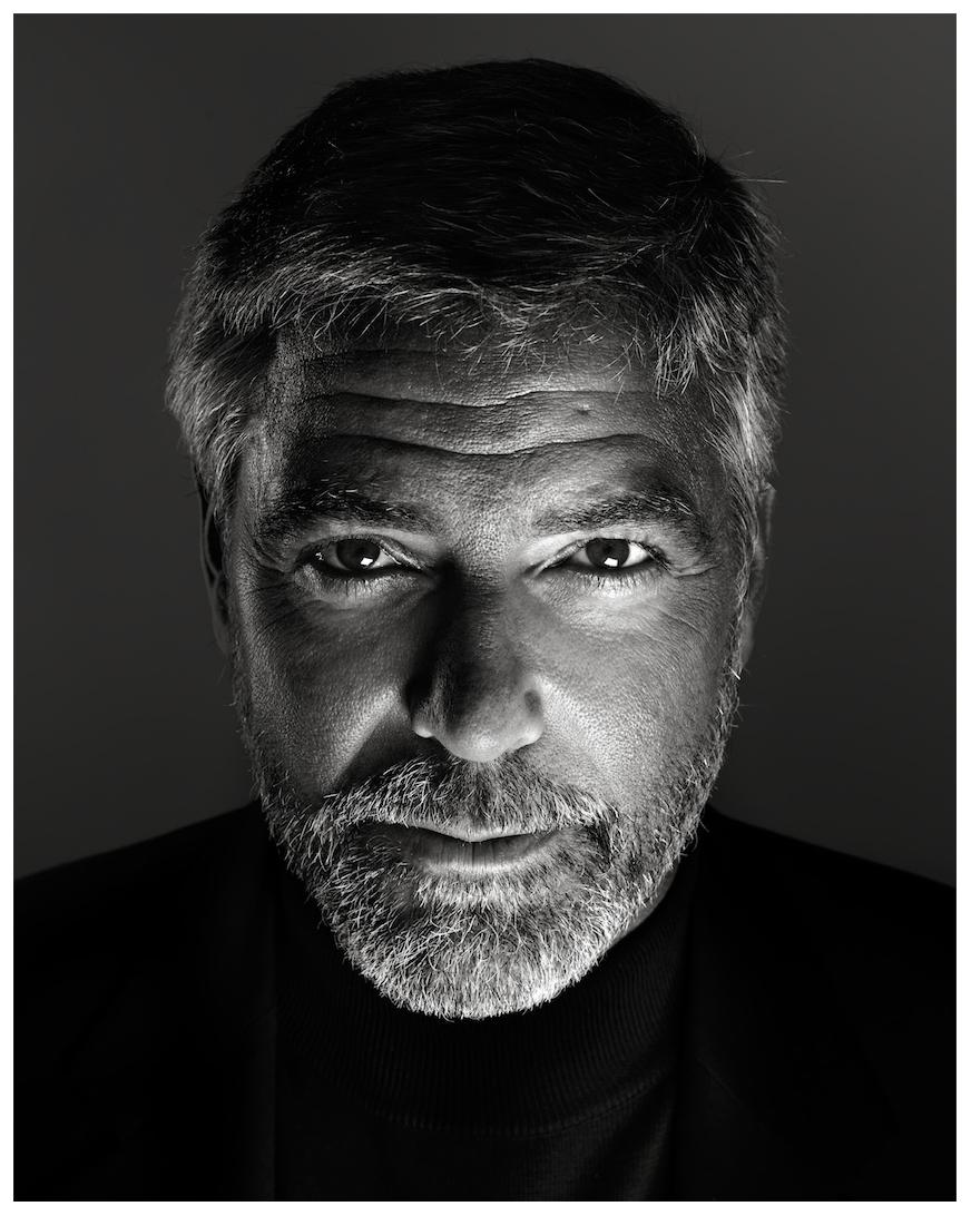 George Clooney Photo Marco Grob | © Pleasurephoto