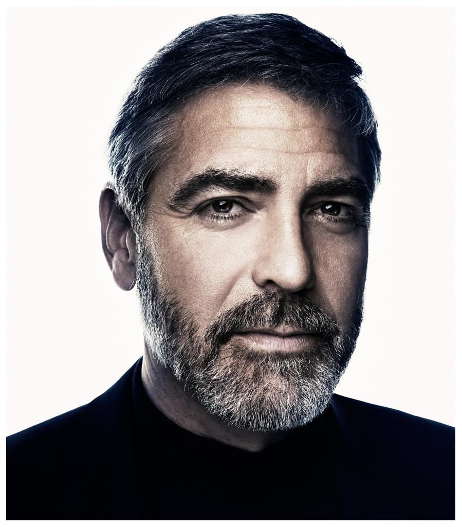 George Clooney_ph Marco Grob | © Pleasurephoto