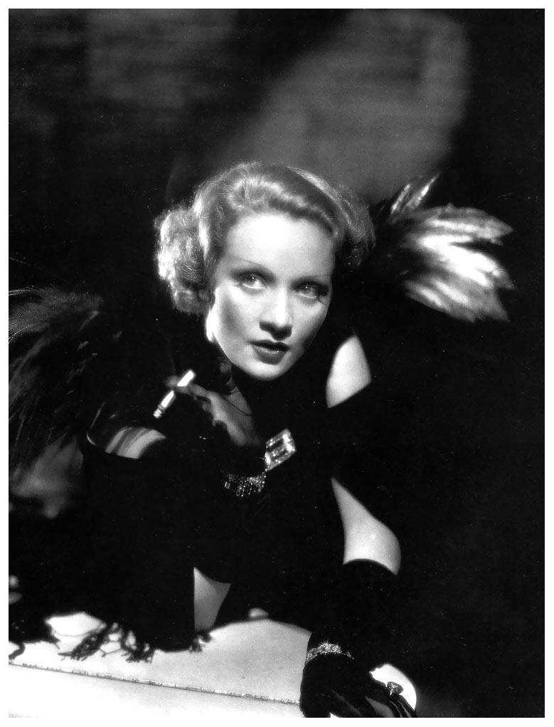 Marlene Dietrich Annex2: © Pleasurephoto
