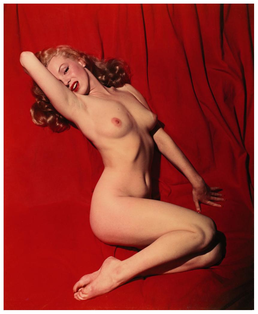 marilyn monroe xxx nuda