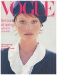 Amber Valletta Photo Arthur Elgort, Vogue, 1993