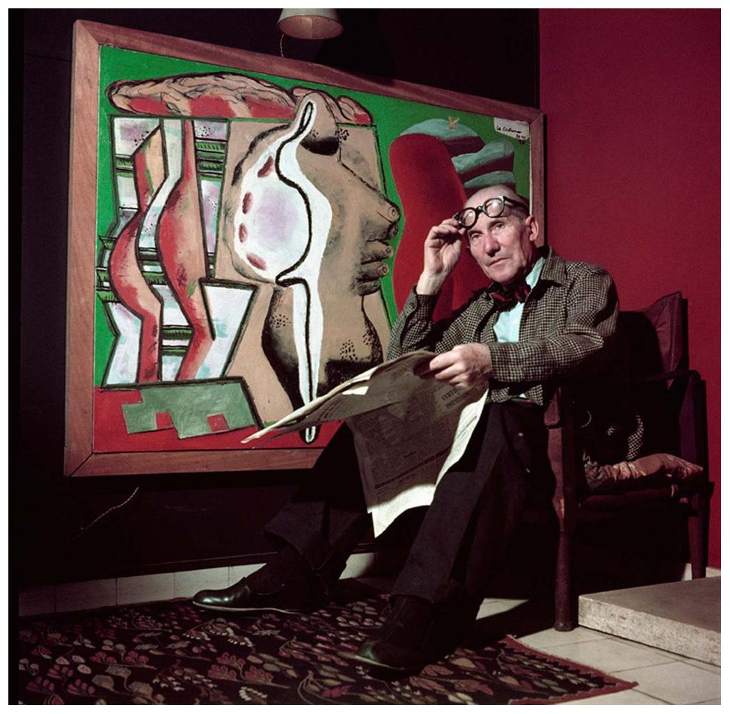 Charles Edouard Jeanneret Gris Le Corbusier C Pleasurephoto