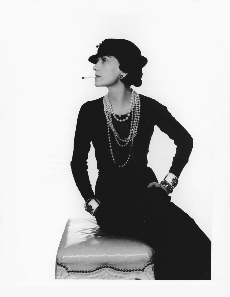 Collections and Creations Coco Chanel 1935 | © Pleasurephoto