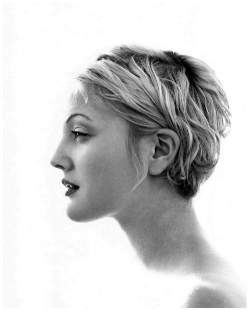Drew Barrymore, Profile, Malibu, 1993