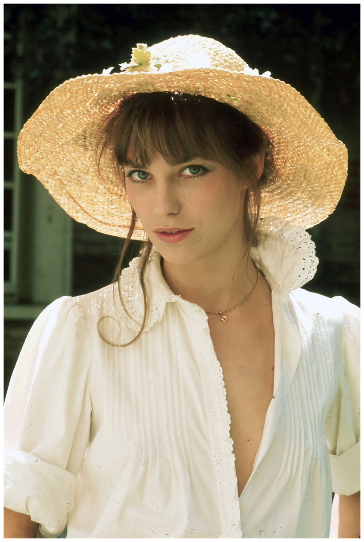 JANE BIRKIN PORTRAIT E...