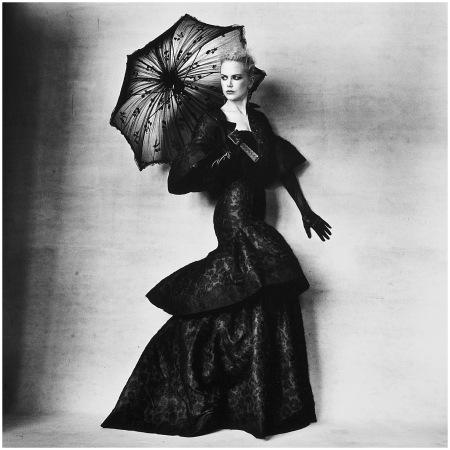 Nicole Kidman in an Olivier Theyskens Design for Rochas, New York, July 13, 2003
