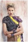 Vogue España April 2010 Keke Lindgard by Arthur Elgort d