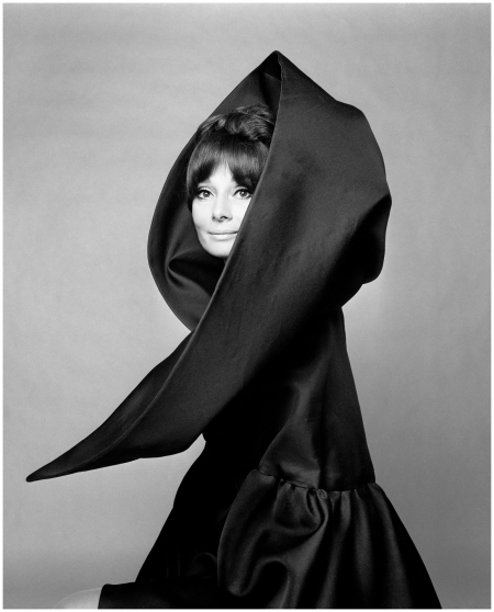 Gian Paolo Barbieri, Audrey Hepburn per Valentino, Vogue Italia, 1969