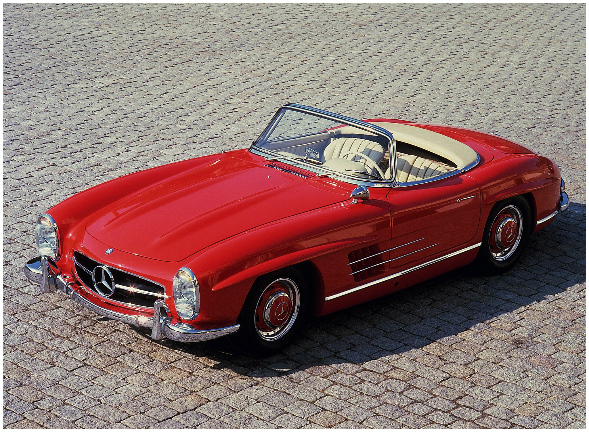 Mercedes benz 300sl r198 1957 63 pleasurephoto for Mercedes benz sl roadster