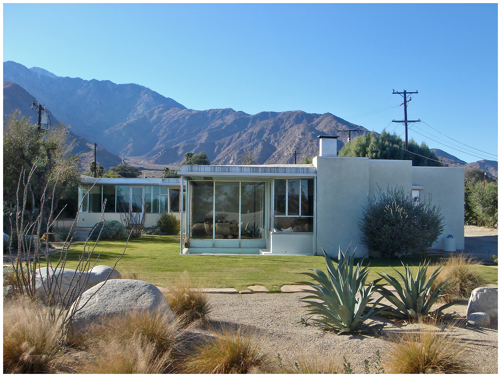 Richard neutra pleasurephoto for Ca design