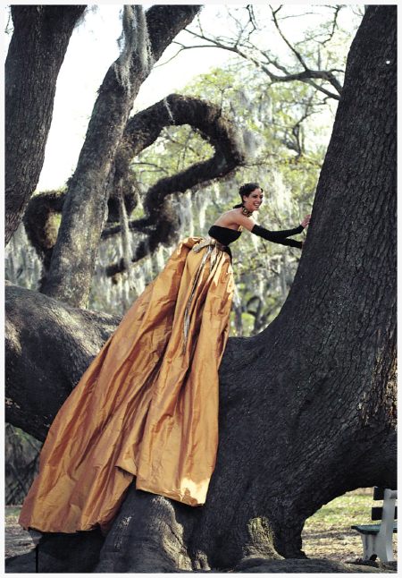 Dior Haute Couture Archive Vogue UK - January 2013