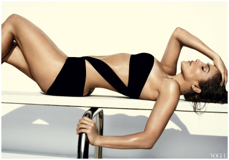Jennifer Lopez Photographed by Mario Testino 2012