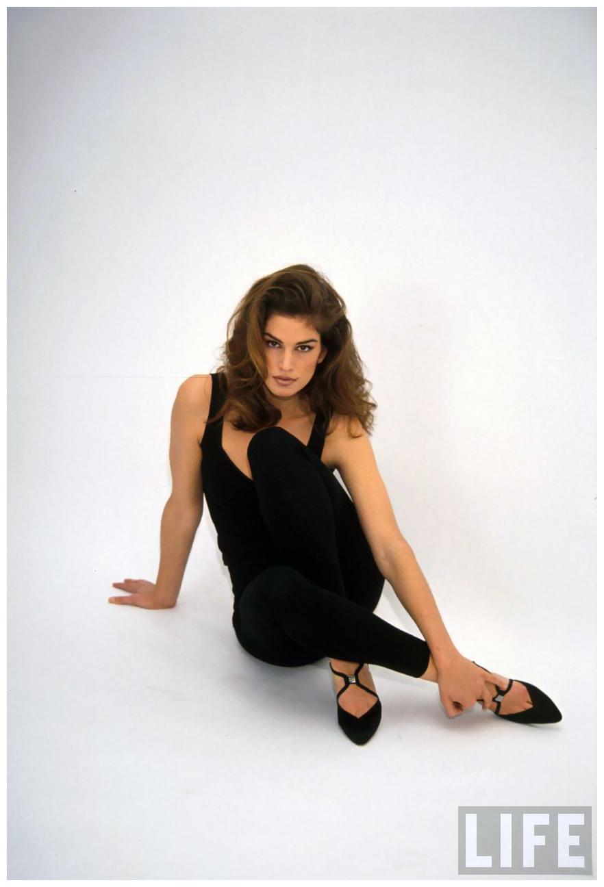 Model Cindy Crawford Life 1990 169 Pleasurephoto