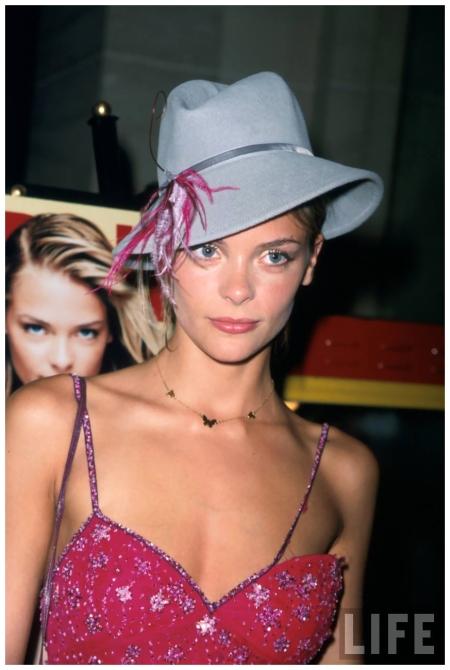 Model James King at COSMOPOLITAN magazine party 1999 Marion Curtis