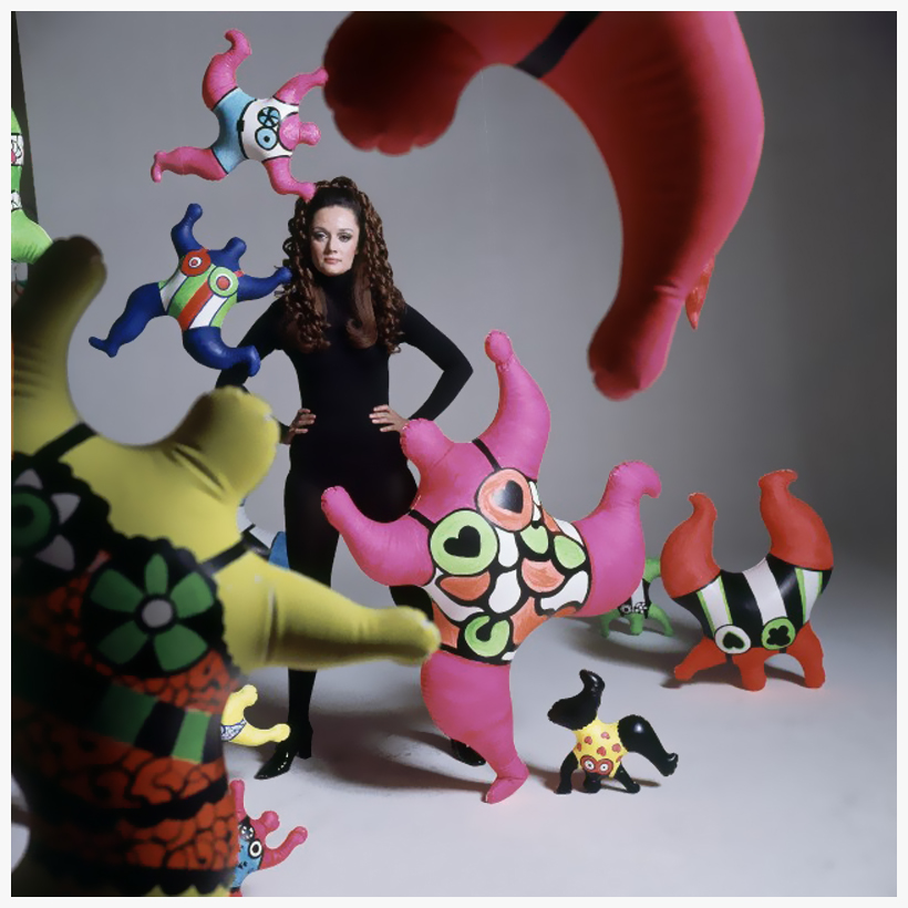 niki de saint phalle pleasurephoto. Black Bedroom Furniture Sets. Home Design Ideas