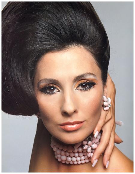 Alberta Tiburzi, (fashion model turned fashion photographer), photo by Gian Paolo Barbieri