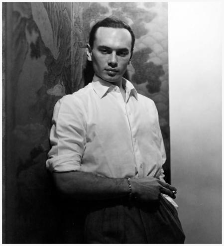 Cecil Beaton - Yul Brynner,1930's