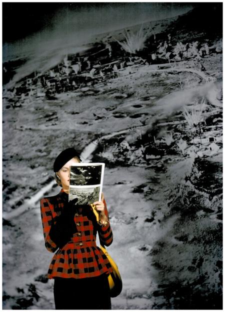 Constantin Joffe Vogue Sett 1962