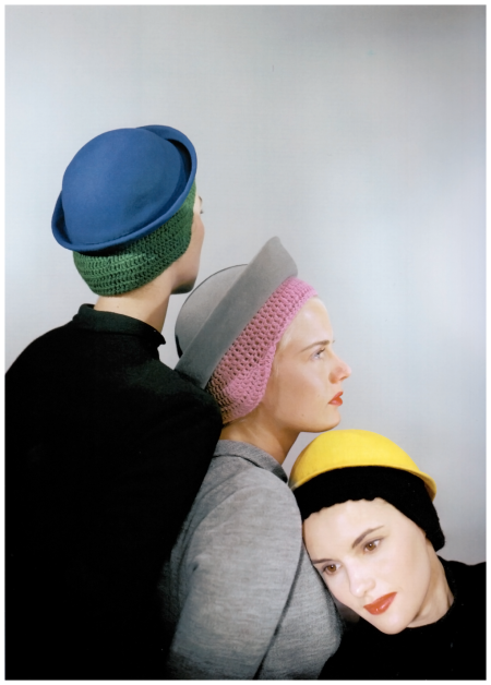 Photo Erwin Blumenfeld Vogue Ago 1944