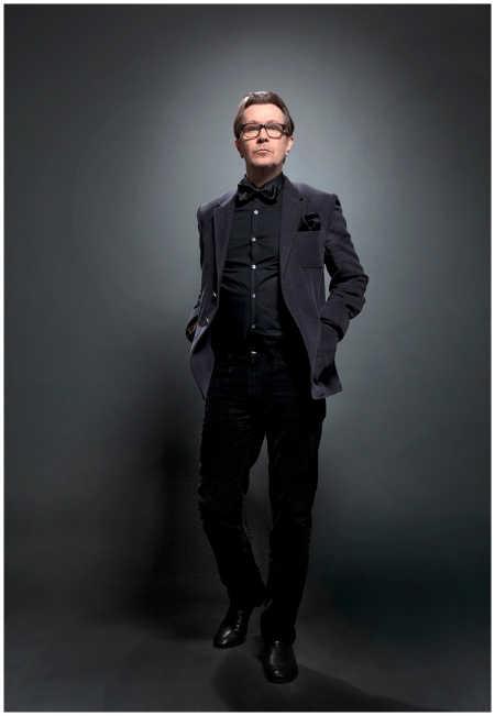 Gary Oldman Photographed by Douglas Kirkland for 2011 Academy Award Nominee on February 2, 2012