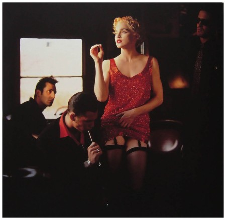 Helmut Newton - Madonna - 1990