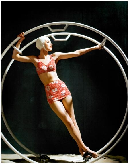 John Rawlings Glamour june 1942 Condè Nast Archive