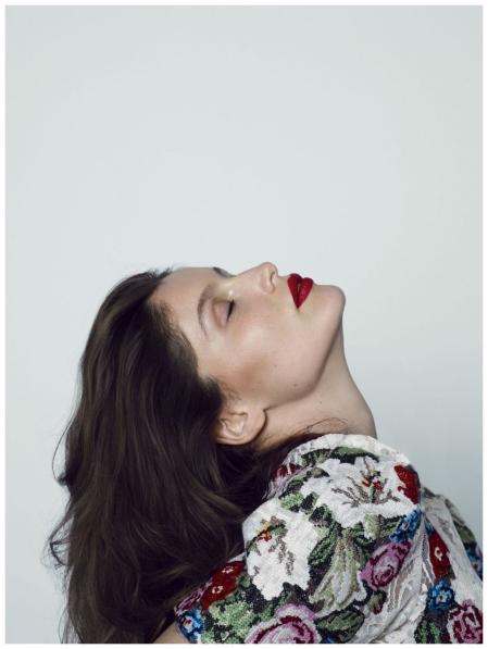 Laetitia Casta Photographed by Sean & Seng for Flair Magazine November 2012