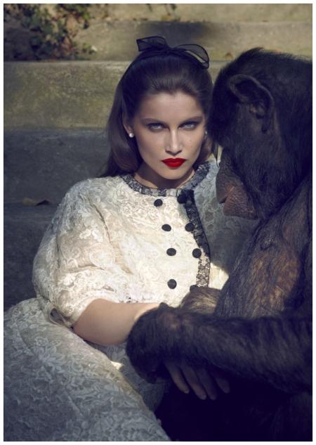 Laetitia Casta Photographed by Sean & Seng for Vogue Turkey November 2012b