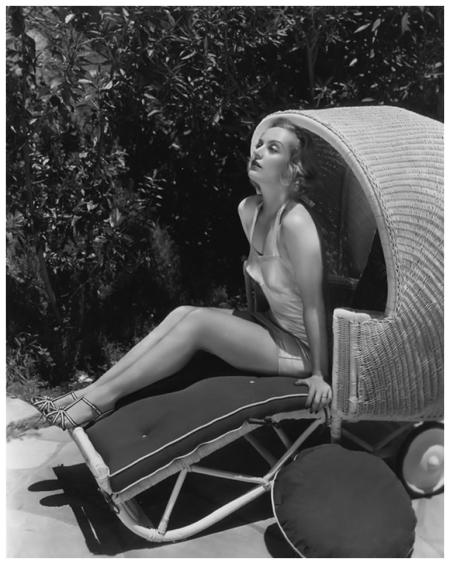 Photo by Eugene Robert Richee Carole Lombard Photo 1935