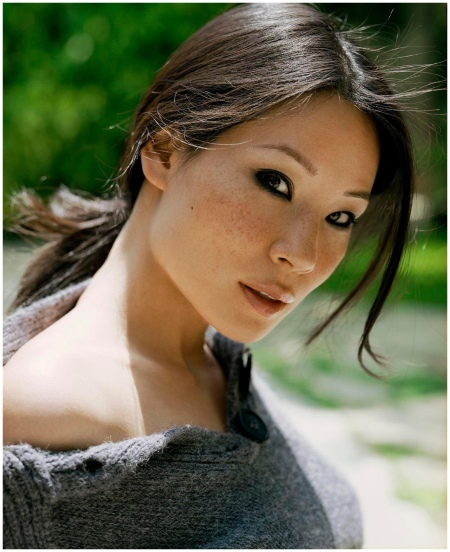 Photo Carter Smith Lucy Liu 2009
