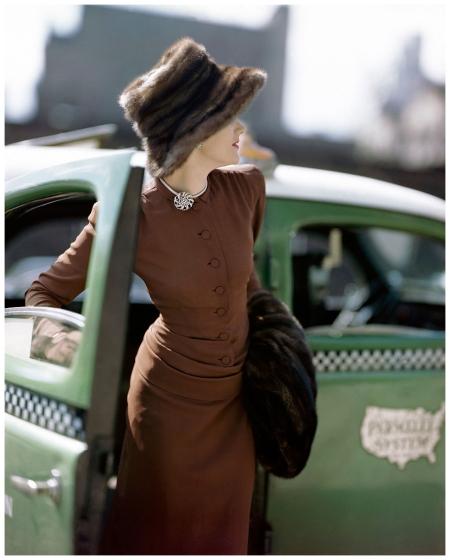 Constantin Joffe Vogue set 1945
