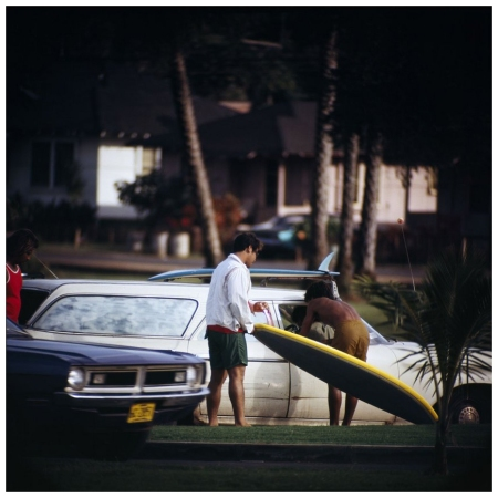 Photo LeRoy Grannis Puerto Rico World Contest, Rincon, 1968