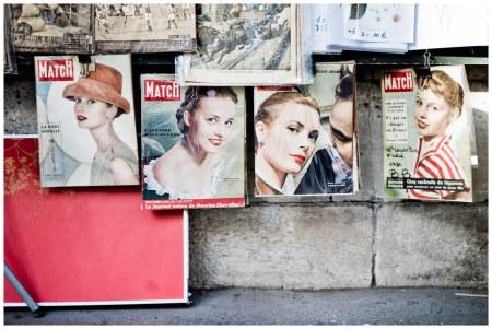Vintage - Magazines Paris