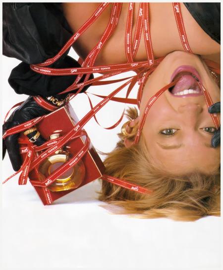 Elle Magazine Vintage 1987 Hermes Paris Perfume Magazine Ad
