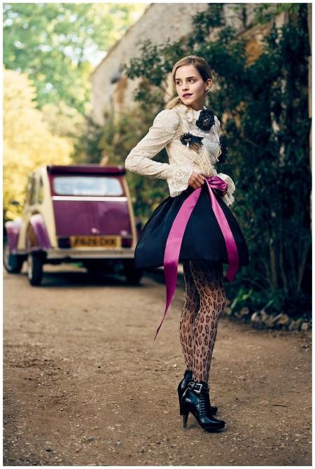 Emma Watson by Norman Jean Roy 2010 b