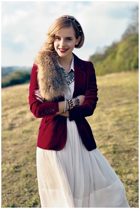Emma Watson by Norman Jean Roy 2010 c